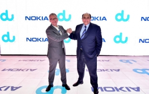 du, Nokia sign MoU to develop young talents