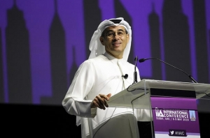 "Mohamed Alabbar: ""The world is run by the young"""