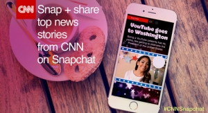"CNN Launches New Daily News Show for Snapchat: ""The Update"""