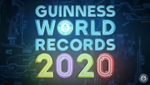 Guinness World Records™ 2020 unveils most in-demand TV shows in partnership with Parrot Analytics