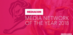 MediaCom named Media Network of the Year at Cannes Lions 2018
