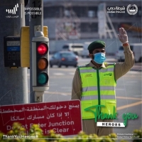 Public service messages from Dubai Police strike a chord with UAE residents