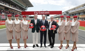 Emirates and Formula 1® renew Global Partnership