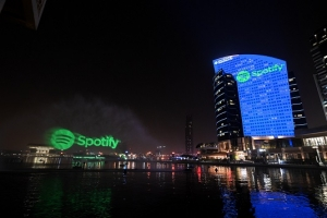Dubai Festival City Mall Partners With Spotify