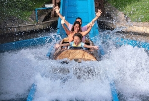 Amusement parks are the most preferred spots for a staycation in the UAE