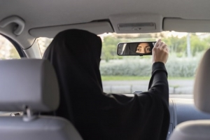 Lack of driving experience is the biggest roadblock for would-be women drivers in Saudi Arabia