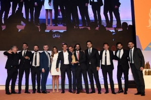 OMD named Media Network of the Year at the 2018 Dubai Lynx