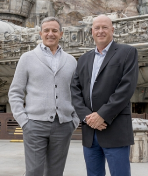 Bob Chapek Named CEO of The Walt Disney Company