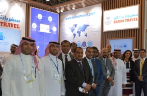 Kanoo Travel Attracts More than a Thousand Visitors at Arabian Travel Market