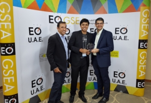 Entrepreneurs' Organzation UAE Chapter Announces Winner of First UAE Edition of its Global Student Entrepreneur Awards