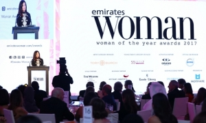 Emirates Woman announces The Woman Of The Year