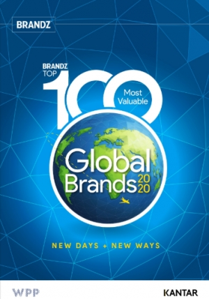 Amazon's brand value tops $400B - BrandZ Top 100 Most Valuable Global Ranking