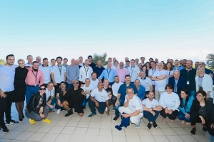 TBWA holds its EMEA Meeting in Beirut: 'Cross Routes'