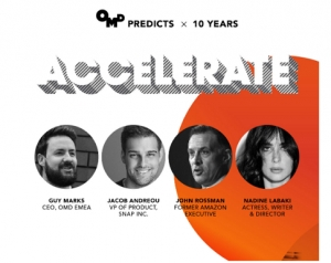 OMD Predicts takes the stage for the 10th edition of OMD UAE's influential event