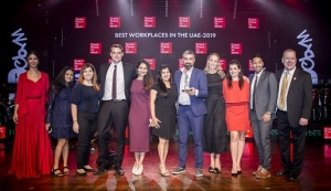 Weber Shandwick MENA among top ten 'Best Workplaces in the UAE'