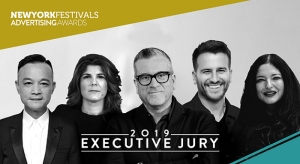 NYF Advertising Awards Announces Confirmed 2019 Executive Jury Members
