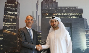 Elevision and DIFC Renew Partnership